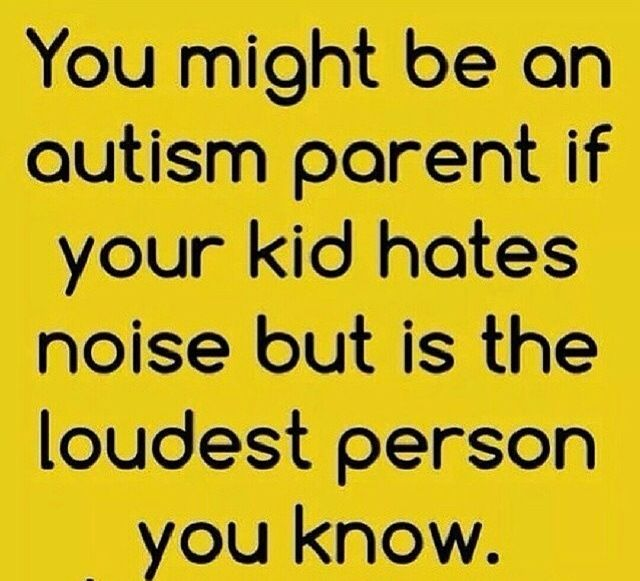 All parents see the world through their children's eyes, but if you are a parent to a child with autism you may see a lot more! Ever experience something like this? #Autism #Parenting