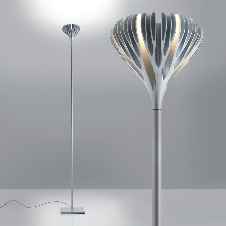 Beautiful And Modern The Florensis LED Floor Lamp Features A Breathtaking Organic Design That Translates
