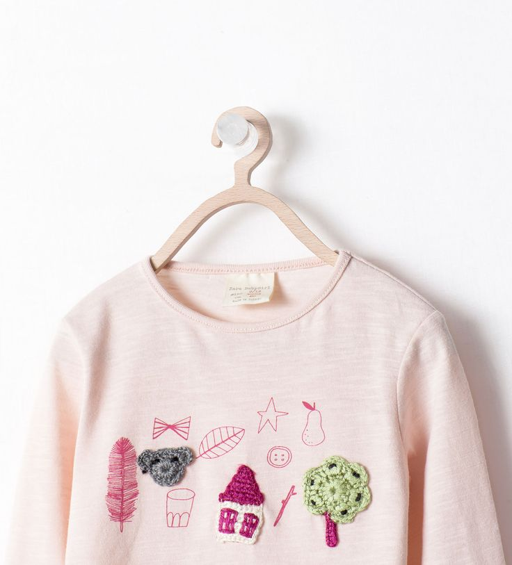 Image 3 of HOUSES T-SHIRT from Zara