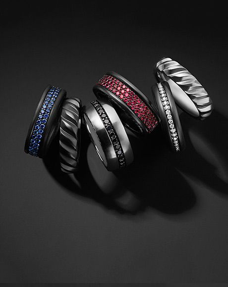 261 best David Yurman images on Pinterest Jewelry Fine jewelry