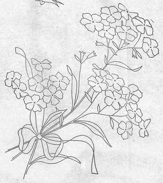 1142 Best Images About Flowers On Pinterest | Dovers Embroidery Designs And Wb