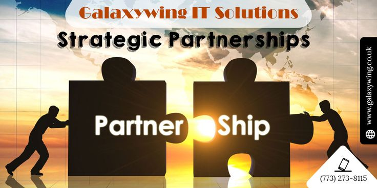 Perfect partners don't exist. Perfect conditions exist for a limited time in which partnerships express themselves best. #galaxywing #galaxywingitsolutions #strategicpartnerships