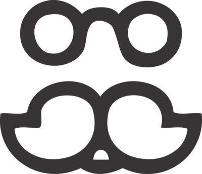 Logo père Noël