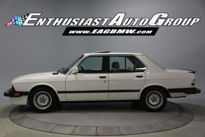 1988 BMW 535|5-Series White, 34K miles | White 1988 BMW 535 Model, 5-Series Car for Sale in Cincinnati OH | 4057817891 | Used Cars on Oodle Marketplace
