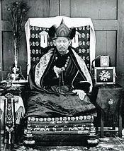 Dashi-Dorzho Itigilov - Wikipedia, the free encyclopedia