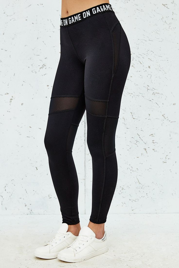 Urban Planet Game On Energy Legging