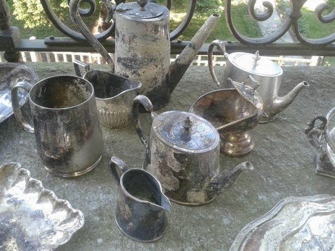 Onewstar: Due canoisti trovano tesoro d'argento