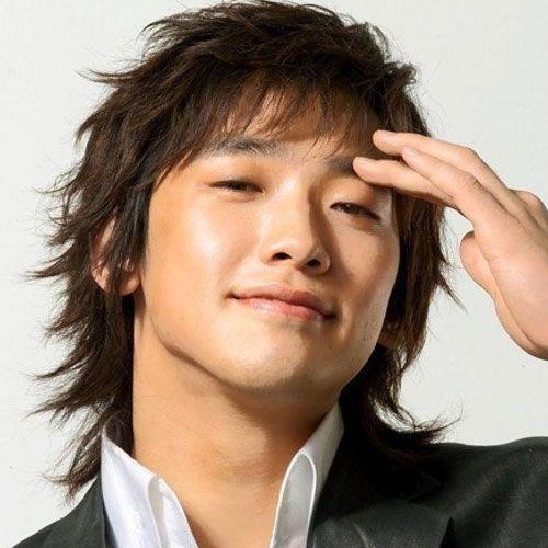 Medium Length Hairstyles For Asian Men # Asian #dresses #herren #manner #HairstylesMen