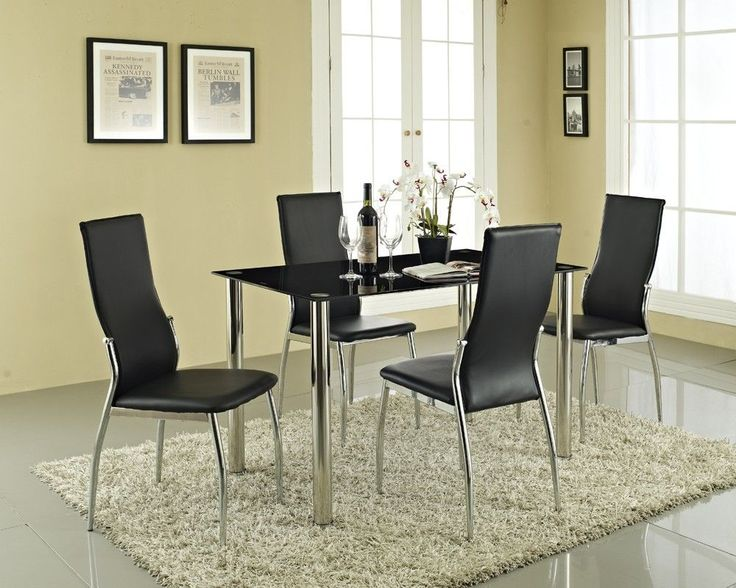 Find This Pin And More On Glass Dining Tables And Chairs By Blueocean2014.
