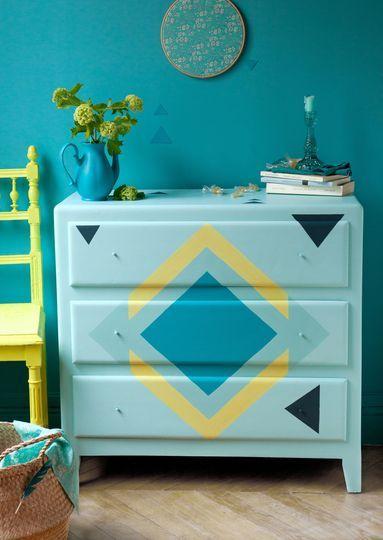 1000 id es sur le th me repeindre un meuble sur pinterest comment repeindre - Idee pour repeindre un meuble ...