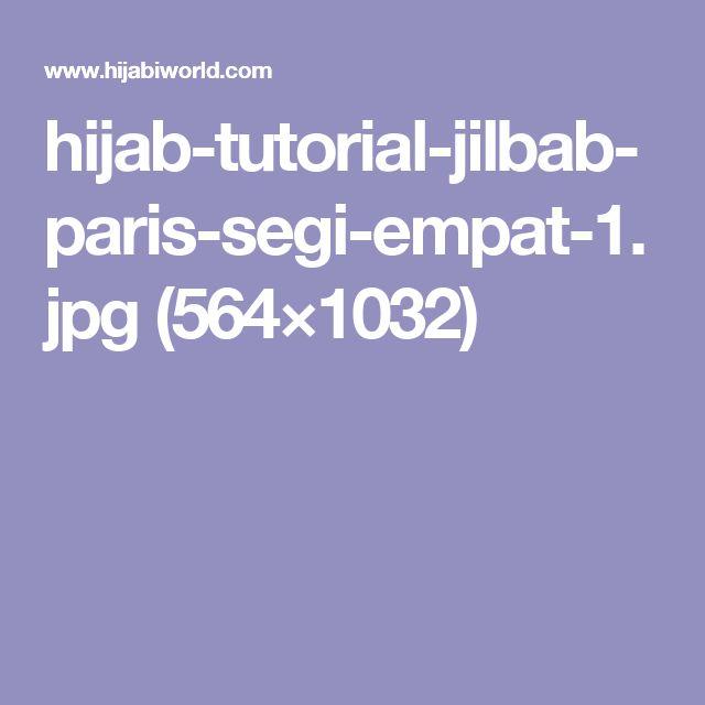 hijab-tutorial-jilbab-paris-segi-empat-1.jpg (564×1032)