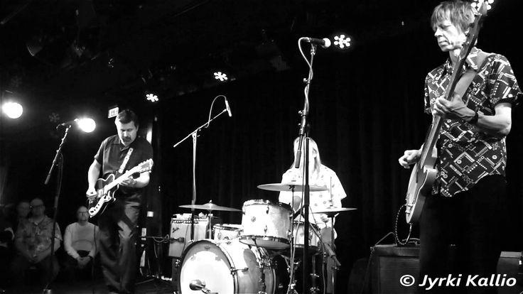 Tomi Leino Trio - Elaine (video Jyrki Kallio)
