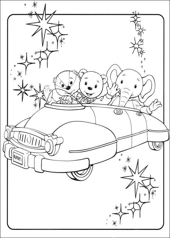 Rupert 24 Dibujos Faciles Para Dibujar Para Ninos Colorear Malvorlagen Ausmalbilder Malvorlagen Zum Ausdrucken