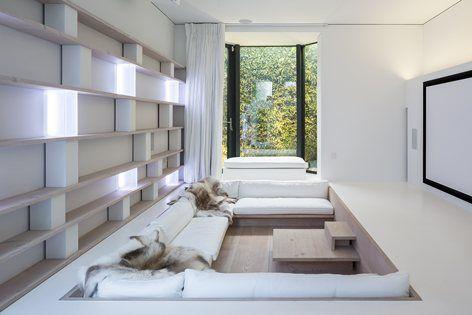GC House - Fulham, Cité de Londres, 2017 - Your Architect London