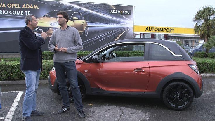 Silenziosa, facile da guidare e da parcheggiare: girare per la capitale con l'#opeldamrocks è stato un piacere #opel #alvolante #alvgabrielemazzucco http://www.alvolante.it/opel-adam-rocks/vincitori/roma