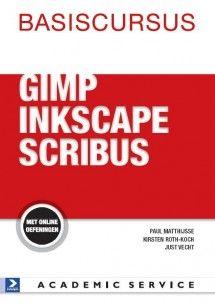 Basiscursus GIMP Inkscape Scribus