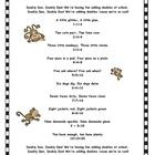 Freebie...A cute poem that helps kids learn doubles.