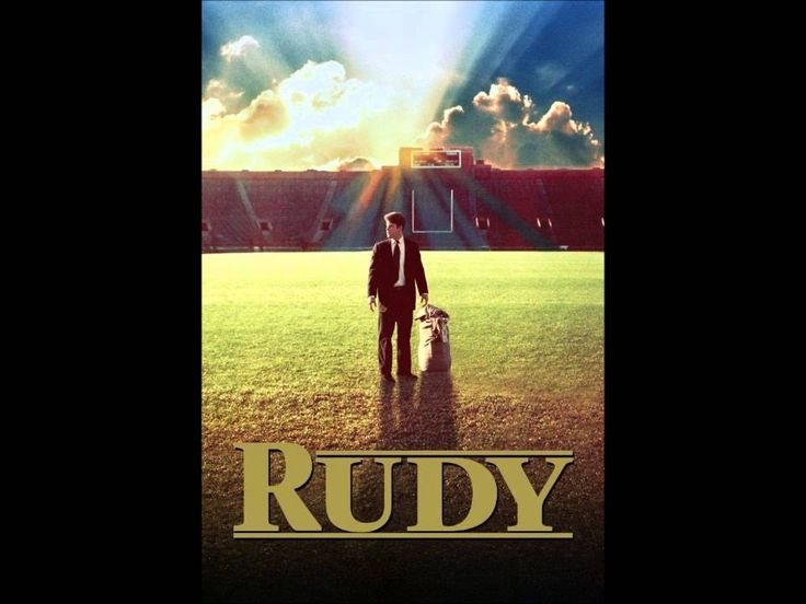 Rudy (Soundtrack) - Jerry Goldsmith <<<< some good, calming, steady writing music