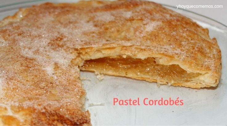 PASTEL CORDOBÉS. Un dulce tradicional de Córdoba. Con un relleno simple y exquisito. Descubre que ingredientes esconde en su interior...  VER RECETA PASO A PASO AQUI---->http://goo.gl/PVhYXo  #recetas #cocina #dulces