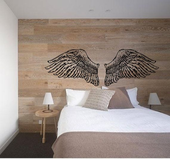 92 Best Images About Angel Wall Decals On Pinterest