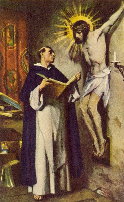 Saint Thomas Aquinas   Coming Home