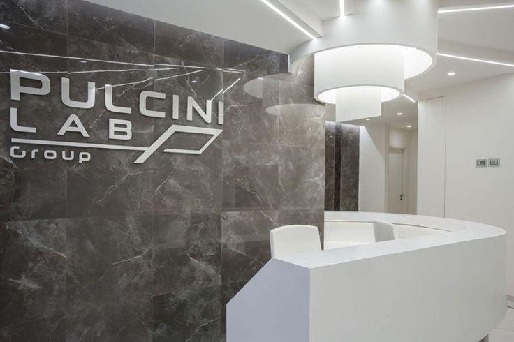 "Studio Medico ""PULCINI LAB"", Roma, 2017 - Giorgio Carta"
