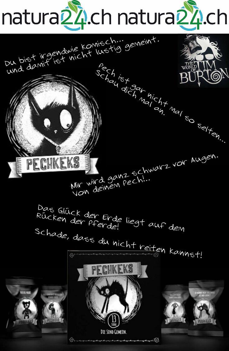 Nur guten Freunden schenkt man mal einen bösen schwarzen Keks.... Jetzt bei Creativa 1001 Geschenkideen an der Pelzgasse 7 in Aarau oder Online bei www.natura24.ch erhältlich. #creativa #creativa1001 #natura24ch #pechkeks #monsterzeug #pechkekse #UnfortunateCookies #geschenkefürmänner #glückskeks #witzig #schwarzerhumor #geschenk