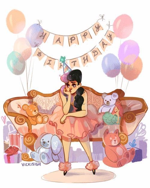 Melanie Martinez Pity Party