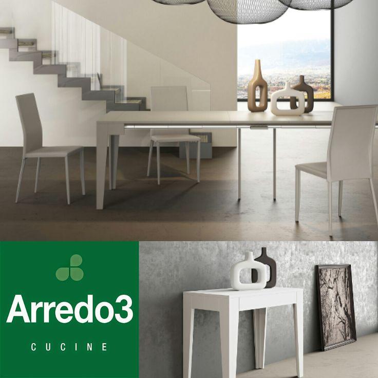 oltre 25 fantastiche idee su tavolo moderno su pinterest ... - Tavoli Moderni Design Allungabili