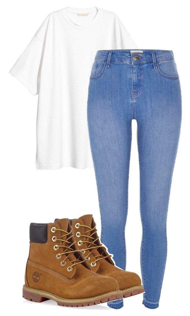 BTS JUNGKOOK OUTFIT by jessy-693 on Polyvore featuring moda, River Island and Timberland