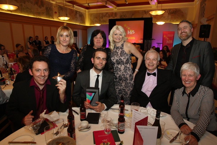 CLC attended the HI5 Awards at the Prestigious Vincent Rooms, London. Organised by JISC RSC South East