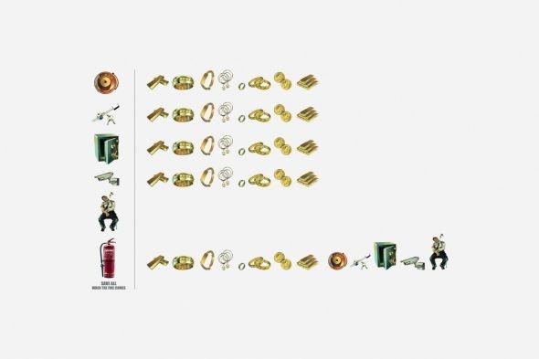 Eversafe Fire Extinguisher: Gold Shop