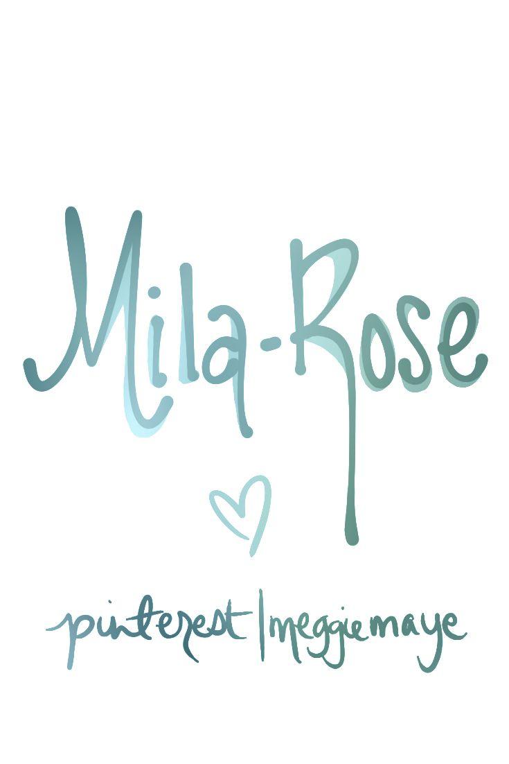 Mila-Rose