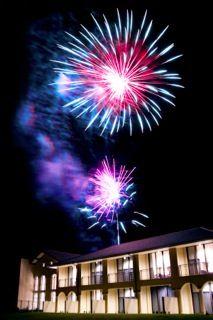 Fireworks at Chateau Elan  #ChateauElan #Hunter Valley #Australia #Luxury #Hotel #5star #TheVintage