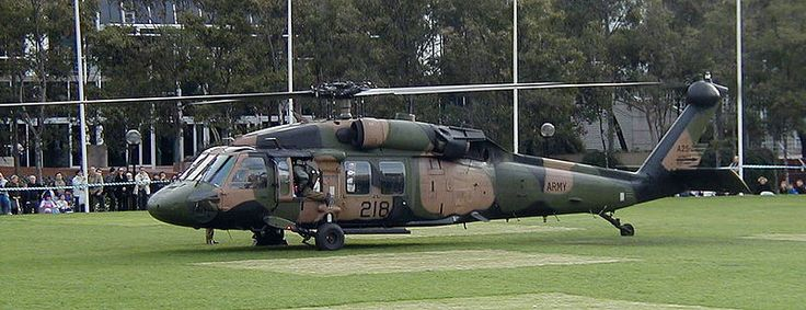 UH 60 Black Hawk