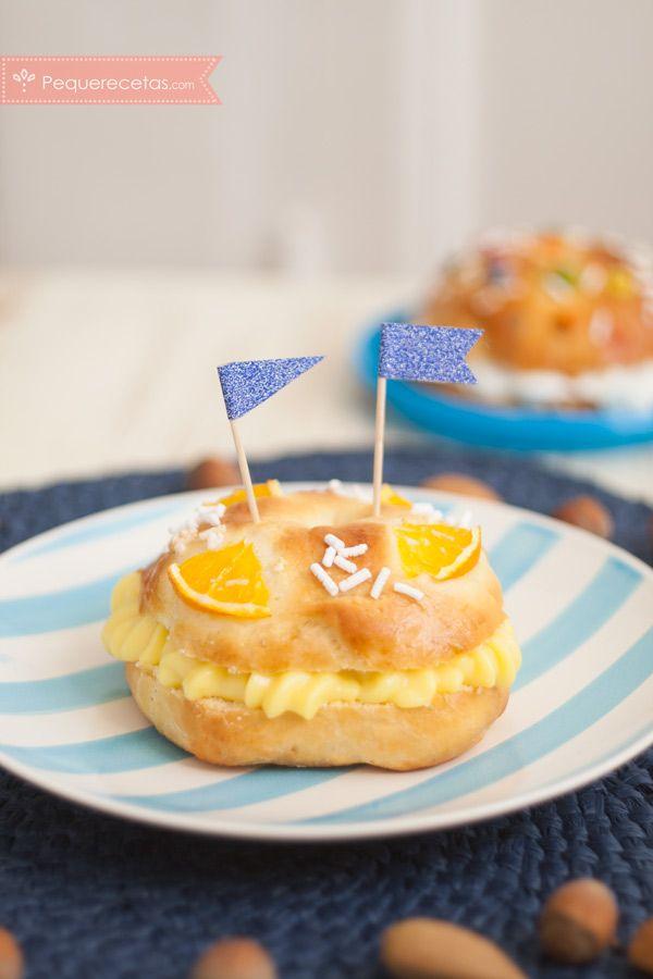 ¡Mini Roscones de Reyes! | PequeRecetas