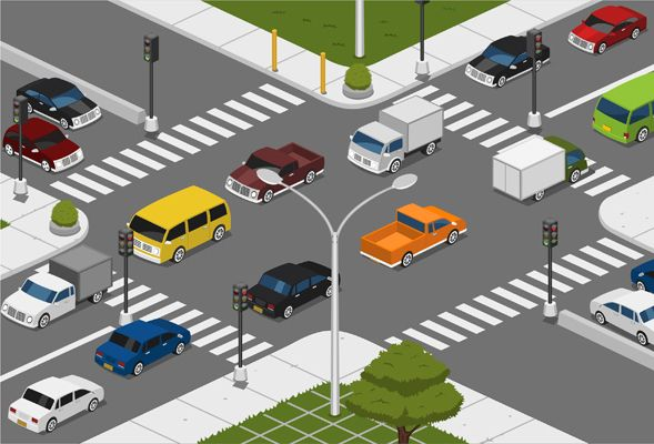 The Goal Of This Global Traffic Management Systems Market By Fior Is To Provide The Foremost Recent Scenario W Business Icons Vector Enterprise Value Marketing