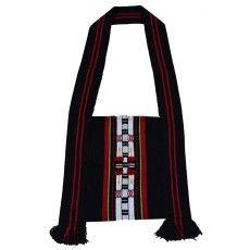 Handwoven tribal bag of the Chakesang Naga Tribe of Nagaland