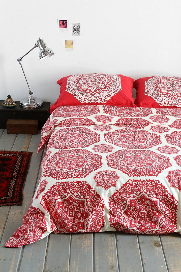 Magical Thinking Raja Medallion Duvet Cover - Urban Outfitters