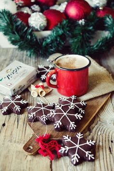 Sugar Buzz: Αρωματικά Gingerbread μπισκότα με κακάο και πορτοκάλι  - Ginger bread cookies with cacao and orange