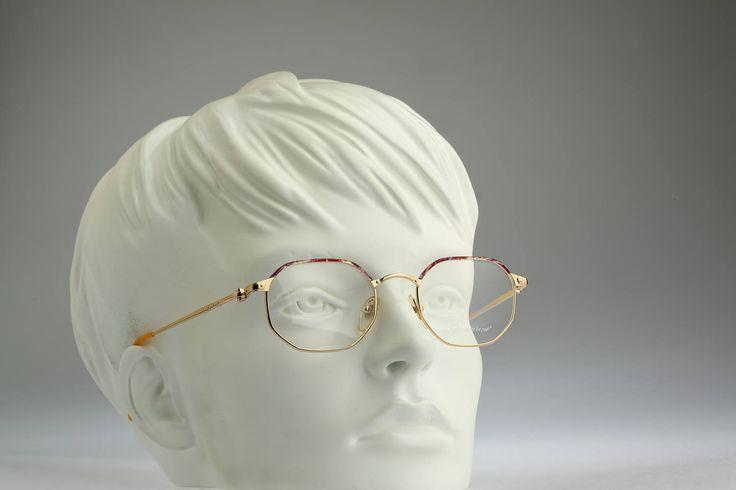 Blumarine Mod BM 155 GB / Vintage eyeglasses and sunglasses / NOS / 90s optical frame by CarettaVintage on Etsy