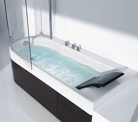 convert shower to tub shower combo. Shower Tub Combination from Roca  Happening Best 25 shower combination ideas on Pinterest bath