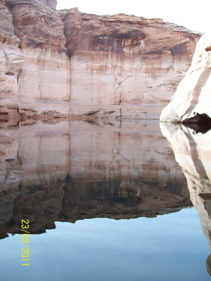 Patterns in Antelope Canyon, Lake Powell AZ