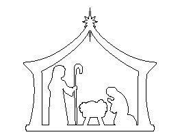 Nativity Pattern
