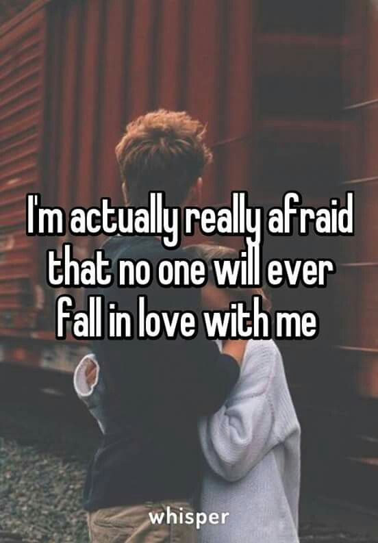 Because I'm hard to love...