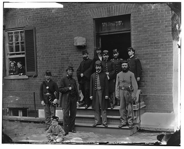 242 Best Images About The Civil War Invalid Corps On