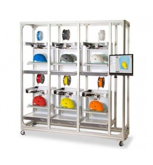 Type A Print Pod Industrial 3D Printer (6pcs of Series 1 Pro)