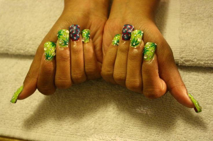 Flare Nail Designs ...