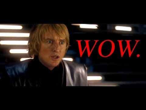 """Every Lightsaber Sound Is Owen Wilson I'm not gonna lie. It sounded stupid when I read the title but after watching the video and listening to the sound it makes too much sense to ignore. Owen Wilson saying """"WOW"""" is literally a per http://www.howtobeadad.com/2017/34401/every-lightsaber-sound-is-owen-wilson"""