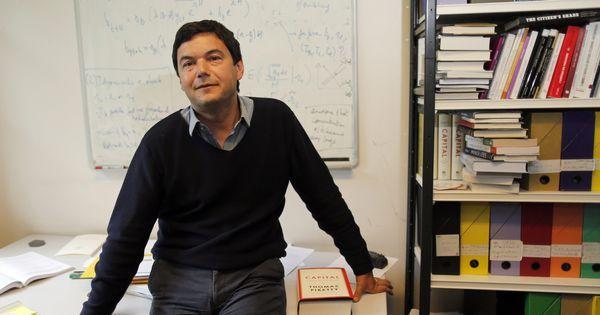 Thomas Piketty refuse la Légion d'honneur